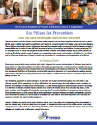 Six Pillars of Prevention