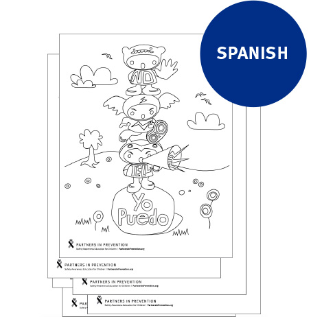 Coloring Pages - Spanish