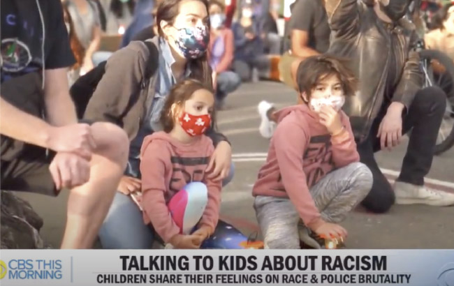 Pipspeak - How to Talk to Children About Racism and Protest