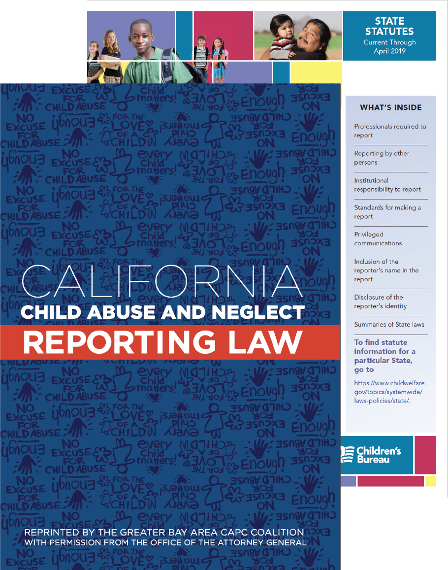Child Abuse and Neglect Reporting Law