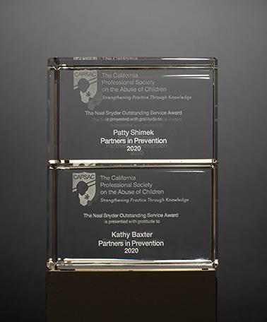 pip award trophy