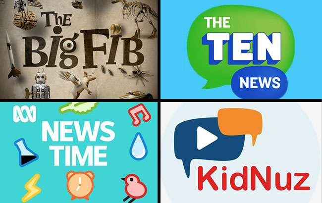 Children's News Shows