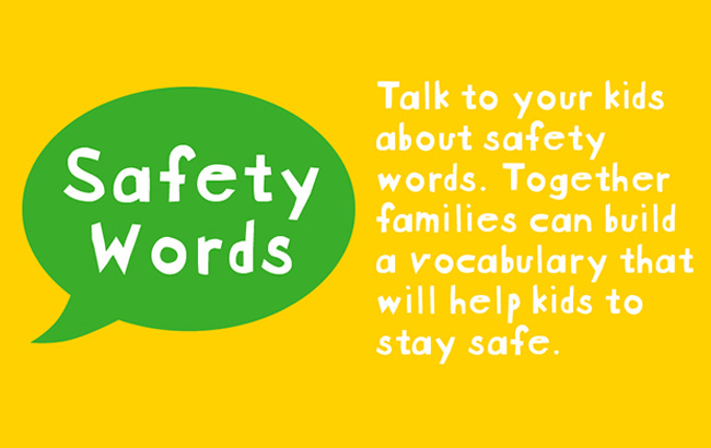 safety words