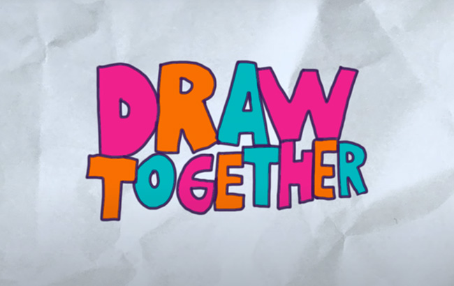 draw together graphic