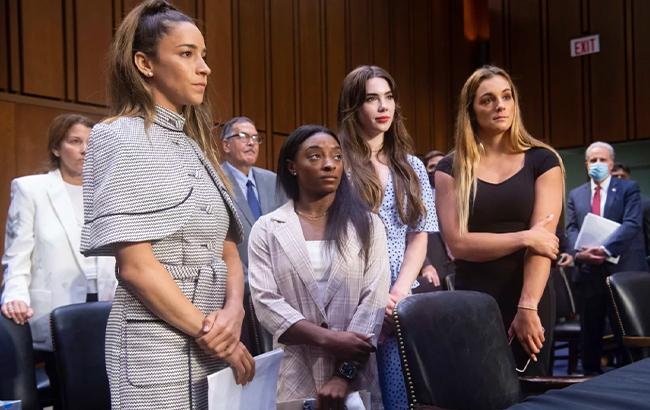 Gymnasts FBI testimony